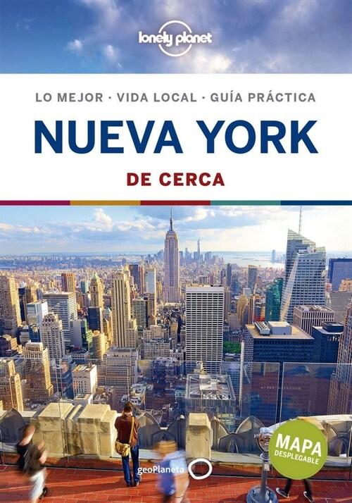 Lonely Planet Nueva York de Cerca (Paperback, 7)