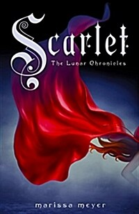 Scarlet (The Lunar Chronicles Book 2) (Paperback)
