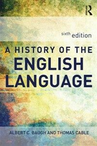 A History of the English Language (Paperback, 6 New edition)