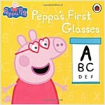 Peppa Pig: Peppa's First Glasses (Paperback)
