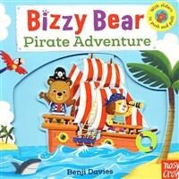 Bizzy Bear: Pirate Adventure! (Board Book)