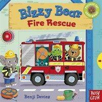 Bizzy Bear: Fire Rescue (Board Book)