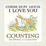 Guess How Much I Love You: Counting (Board Book)