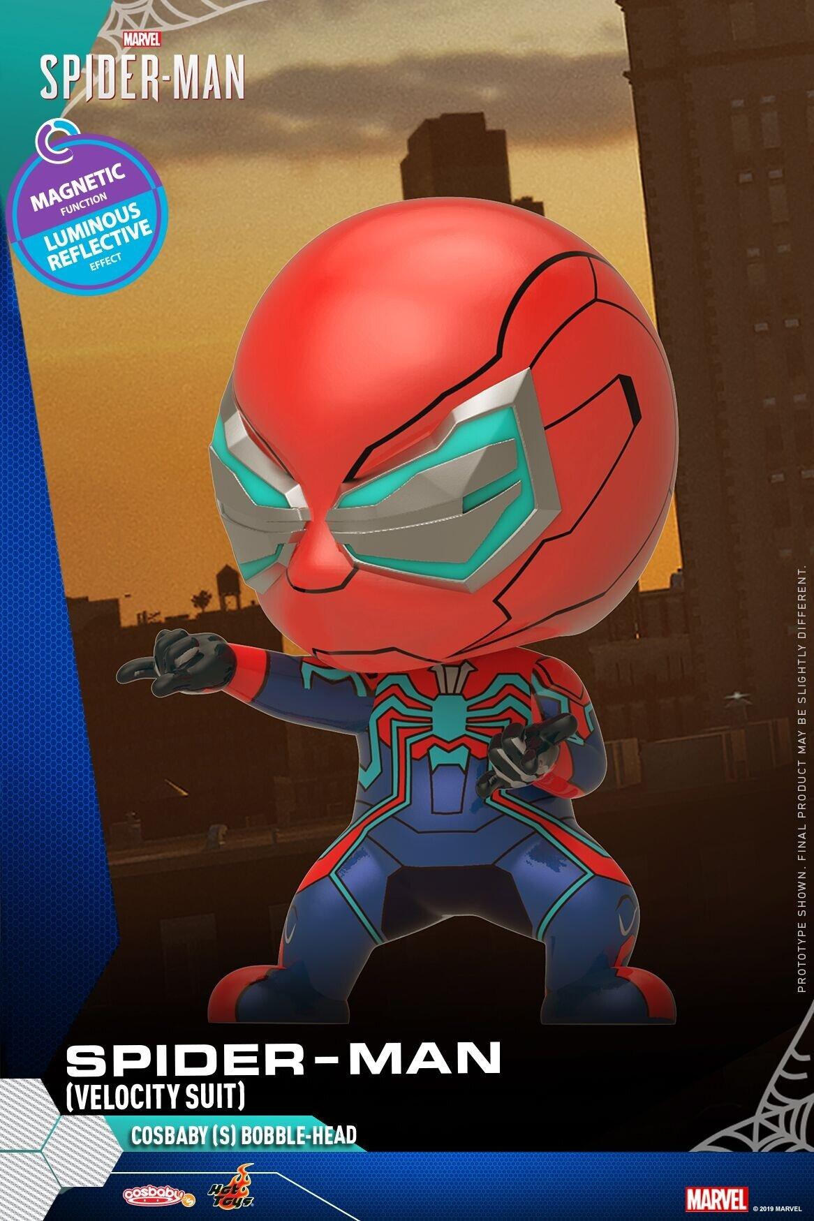[Hot Toys] 코스베이비 스파이더맨 Velocity Suit Ver. COSB618