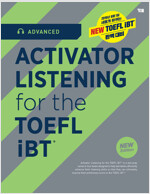 Activator Listening for the TOEFL iBT Advanced