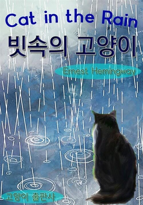 빗속의 고양이
