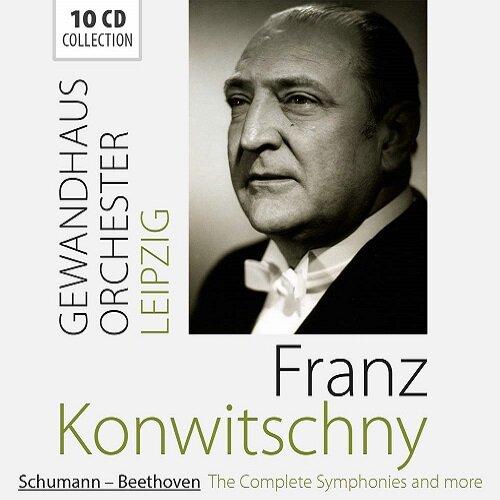[수입] 콘비츠니 - 슈만 & 베토벤 교향곡 전곡 (10CD)