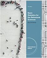 Basic Statistics for the Behavioral Sciences (Paperback)