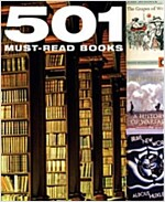 501 Must Read Books (Hardcover)