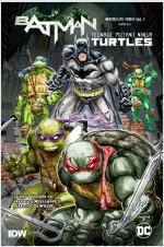 배트맨 / 닌자 거북이 Vol. 1