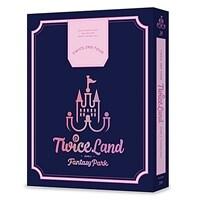 [블루레이] 트와이스 - TWICE 2ND TOUR 'TWICELAND ZONE 2:Fantasy Park' Blu-ray (2disc)