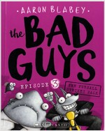 The Bad Guys #3: in The Furball Strikes Back (Paperback)