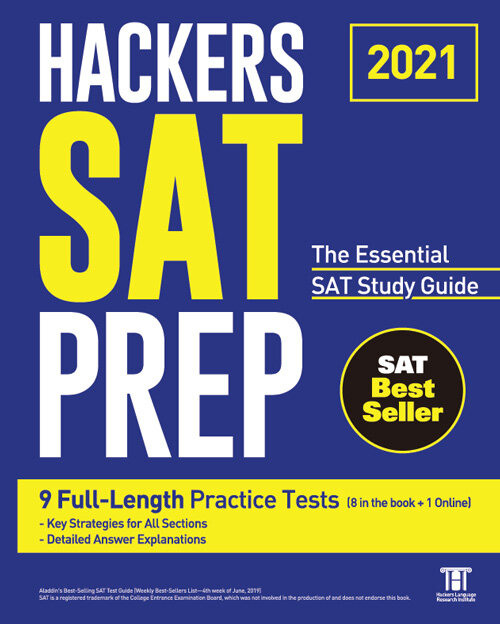 Hackers SAT Prep : The Essential SAT Study Guide