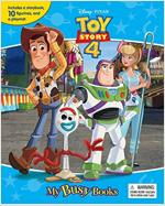 Disney Pixar Toy Story 4 My Busy Book 토이스토리 4 비지북