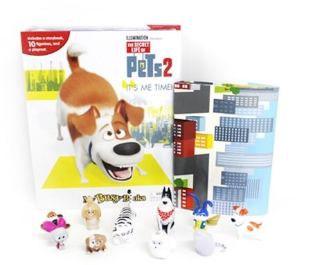 The Secret Life Of Pets 2 My Busy Books 마이펫의 이중생활2 비지북