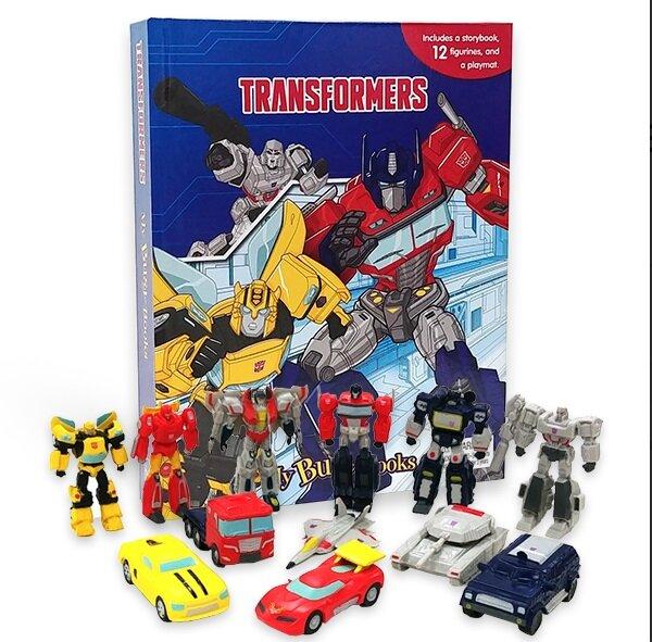Transformers My Busy Books 트랜스포머 비지북