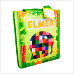 Elmer Collection - 책 10권 + 보조가방 (Paperback 10권+가방, 영국판)
