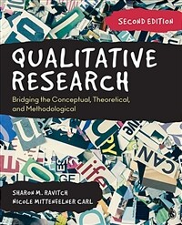 Qualitative research : bridging the conceptual, theoretical, and methodological / Second edition