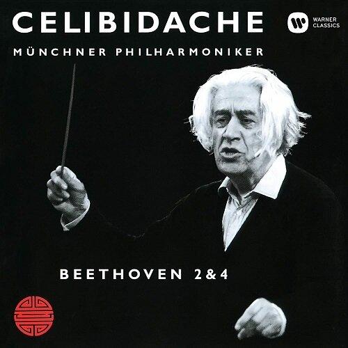 [수입] 베토벤 : 교향곡 2, 4번 [UHQCD]