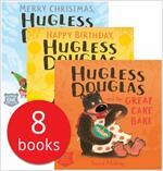 Hugless Douglas Collection 그림책 8권 세트 (Paperback 8권, 영국판)