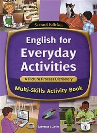 English for Everyday Activities : Multi Skills Activity Boo (Paperback + CD, 2nd Edition)