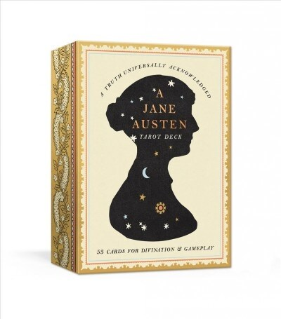 A Jane Austen Tarot Deck: 53 Cards for Divination and Gameplay (Other)