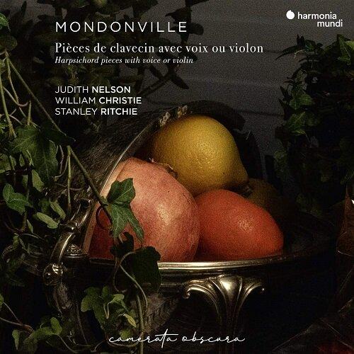 [수입] 몽동빌 : 피아노와 목소리와 바이올린을 위한 작품 Op.5