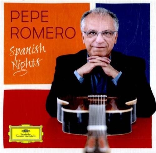 [수입] 페페 로메로 : Spanish Nights
