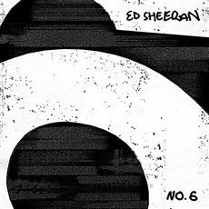 [수입] Ed Sheeran - 4집 No.6 Collaborations Project