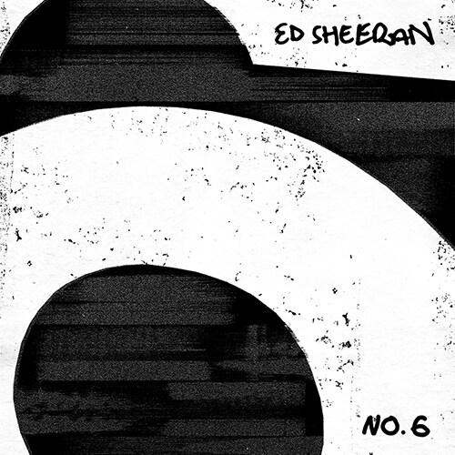 [수입] Ed Sheeran - 4집 No.6 Collaborations Project