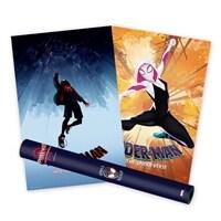 마블 스파이더맨 뉴 유니버스 포스터 컬렉션 (5장 + 지관통)
