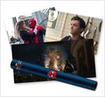 마블 스파이더맨 파 프롬 홈 포스터 컬렉션 (5장 + 지관통)