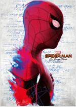 마블 스파이더맨 파 프롬 홈 아트 포스터 컬렉션 (32장)