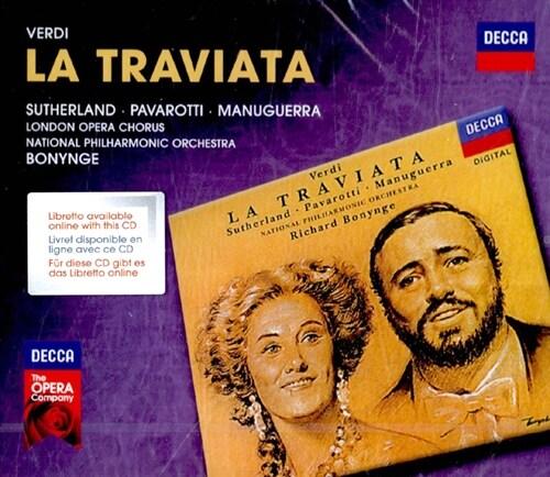 [수입] 베르디 : 라 트라비아타 [2CD]