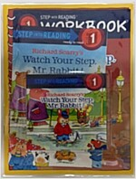 Richard Scarry's Watch Your Step, Mr. Rabbit (Book+CD+Workbook)