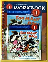Too Many Dogs (Book+CD+Workbook)