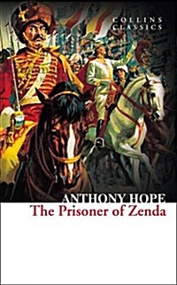 The Prisoner of Zenda (Paperback)