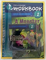 A Monster Is Coming! (Book+CD+Workbook)