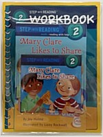 Mary Clare Likes to Share (Book+CD+Workbook)