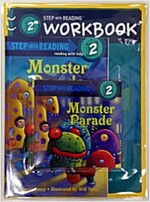 Monster Parade (Book+CD+Workbook)