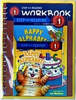 Happy Alphabet! (Book+CD+Workbook)