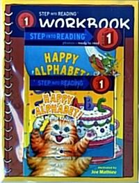 Happy Alphabet! (Book+CD+Workbook)