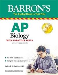 AP Biology: With 2 Practice Tests (Paperback, 7)