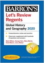 Let's Review Regents: Global History and Geography 2020 (Paperback)