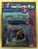 Hungry, Hungry Sharks! (Book+CD+Workbook)