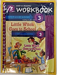 Little Witch Goes to School (Book+CD+Workbook)