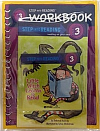 Little Witch Learns to Read (Book+CD+Workbook)