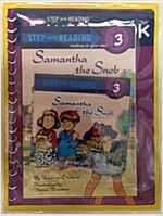 Samantha the Snob (Book+CD+Workbook)