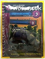 Amazing Armadillos (Book+CD+Workbook)