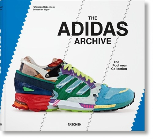 The Adidas Archive. the Footwear Collection (Hardcover)